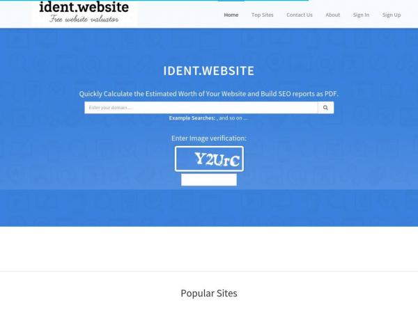 ident.website
