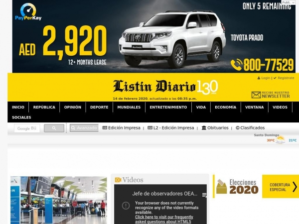 listindiario.com