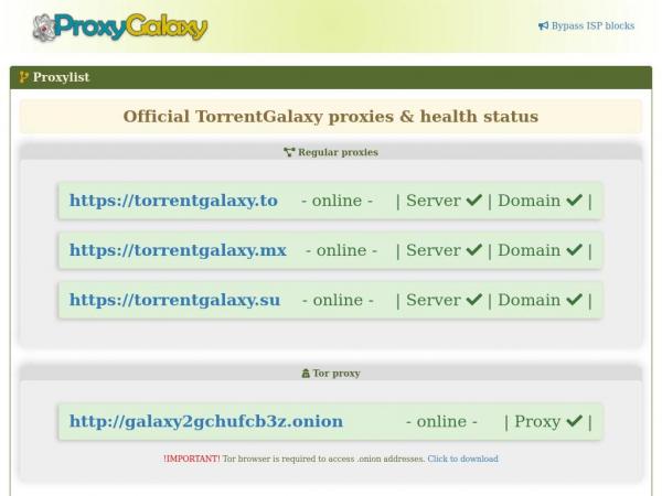 torrentgalaxy.org