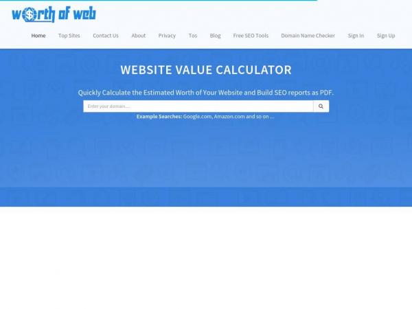 worthofweb.co