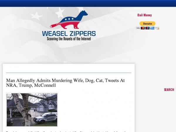 weaselzippers.us