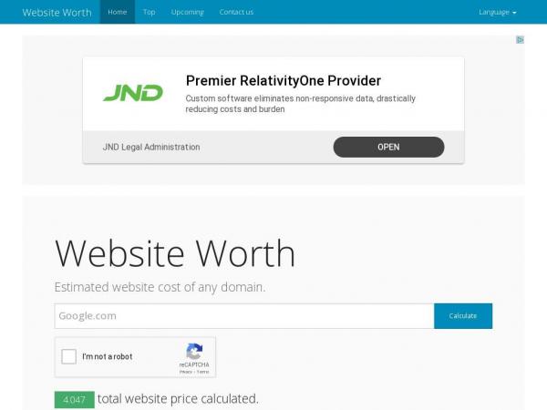 website-worth.com
